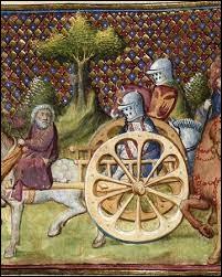 """Se développe également le thème de l'amour courtois et de l'idéal chevaleresque. Qui est l'auteur de """" Lancelot ou le chevalier de la charrette"""" (1181) ?"""