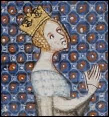 Quel est le nom de la 3ème épouse de son père qui l'a mis au monde en 1165 ?