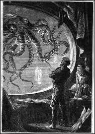 Littérature : qui a écrit 'Vingt mille lieues sous les mers' en 1870 ?