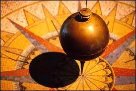 Physique : en 1851, qu'est-ce que Jean-Bernard-Léon Foucault a démontré avec son fameux pendule ?