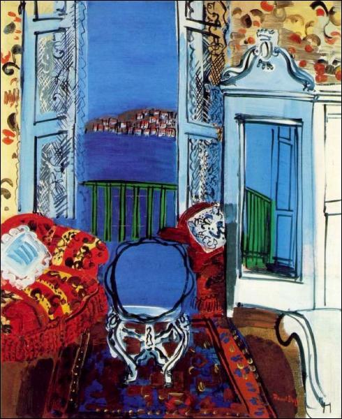 Quizz nice et cannes en peinture quiz peintres peintures for Henri matisse fenetre ouverte