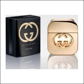 Quelle est la marque du parfum que vous voyez ?
