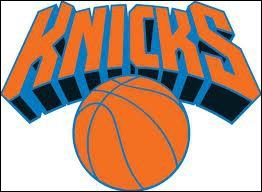 D'où est originaire l'équipe des 'Knicks' ?