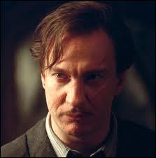 Qui est l'interprète de Remus Lupin ?