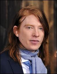 Qui joue Billy Weasley ?