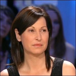Elle présentait « C'est mon choix » sur France 3 :