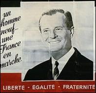 Il s'est présenté en 1965