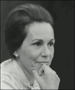 Elle s'est présentée en 1981