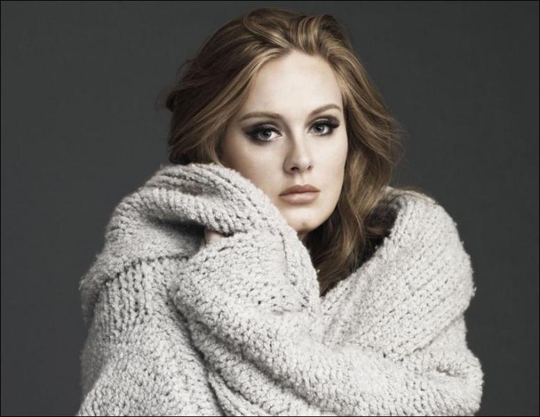 Quelle(s) principale(s) chanson(s) chante Adele en 2011 ?