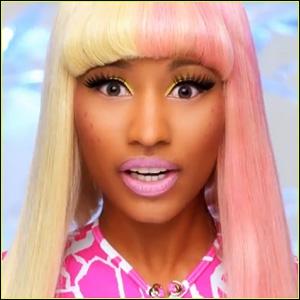 Quelle(s) principale(s) chanson(s) chante Nicki Minaj en 2011 ?