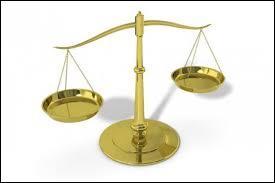 Quelle divinité de la mythologie romaine a une balance pour attribut ?