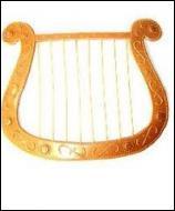 Quelle divinité de la mythologie romaine a une lyre pour attribut ?