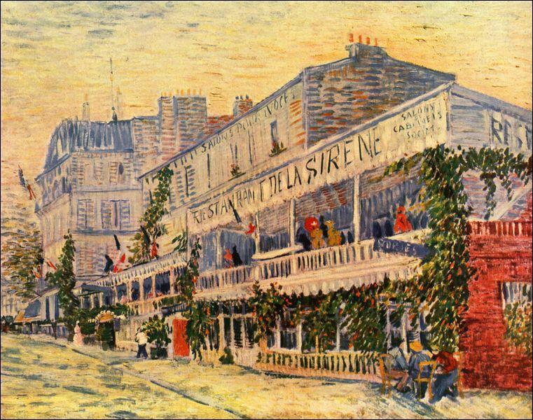 Comment s'intitule ce tableau peint en 1887
