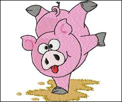 Comment dit-on 'cochon' en anglais ?