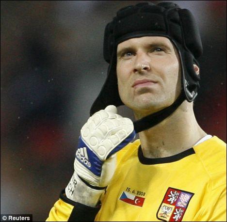Petr Cech est le gardien de l'équipe nationale de...