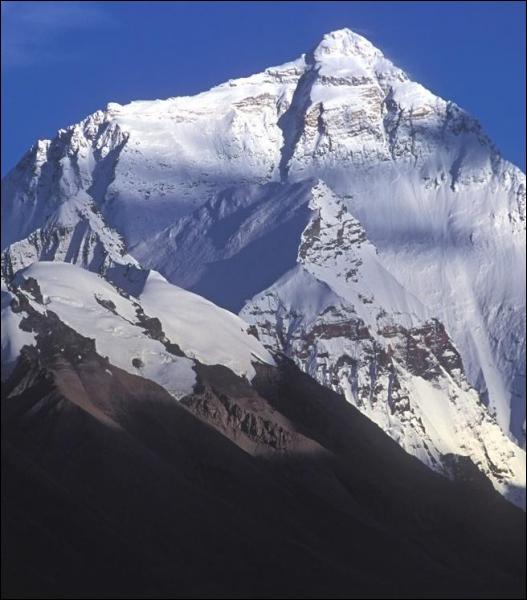 Quelle est la montagne la plus haute du monde ?