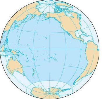 Géographie - L'espace terrestre