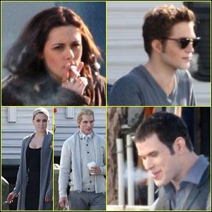 Comment Edward fait-il pour choisir les habits de Bella et lui-même ? (chapitre 25)