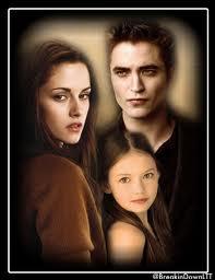 Que dit Carmen quand Edward fait remarquer qu'il a une ressemblance physique avec Renesmée ? (chapitre 30)