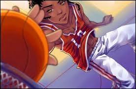 Le nom de ce basketteur est :