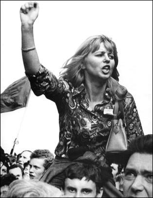 En quelle année est né le Mouvement de Libération de la Femme (le MLF) ?
