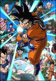 Lequel de ces personnages de Dragon Ball Z n'est pas sur cette photo ?