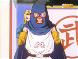Comment Sangoten et Trunks ont-ils pu trouver le costume du guerrier masqué ?