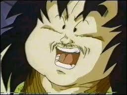 Un peu de Dragon Ball Z... Que fait Yajirobé contre Vegeta ?