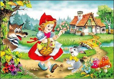 Comment se traduit en anglais :  Le Petit Chaperon rouge  ?