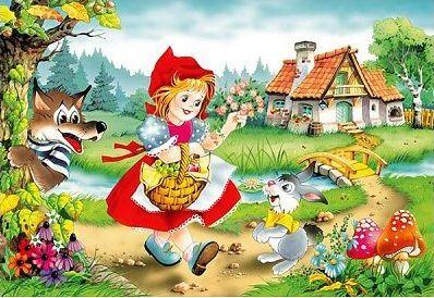 Fairy Tales - Les contes de fées en anglais