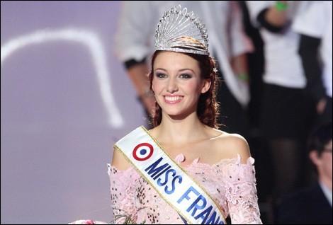 Télévision : voici Miss Alsace, élue Miss France 2012. Comment s'appelle-t-elle ?