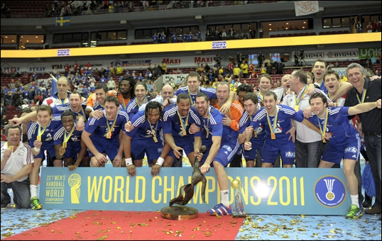 Sport : l'équipe de France de handball a été sacré championne du monde en Suède. Quelle équipe les français ont-ils battu en finale ?