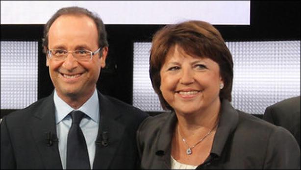 Politique : contre qui François Hollande a-t-il remporté les primaires socialistes au second tour ?