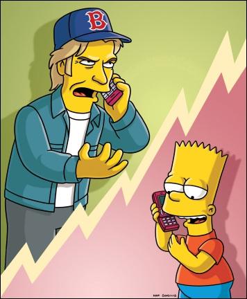 Bart saca la basura latino dating 1