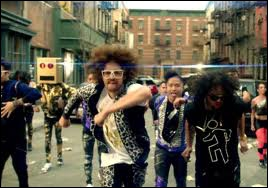 Quel est le nom de la danse dans le clip de 'Party Rock Anthem' ?