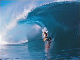 Où le surf est-il apparu ?