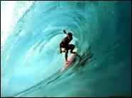 Que désigne le terme 'spot de surf' ?