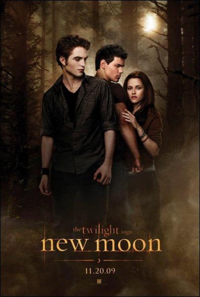 Quelle est la phrase qui introduit le film 'Twilight, chapitre 2 : Tentation' ? ( Facile )