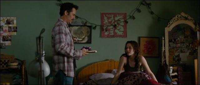 Quand on entre dans la chambre de Bella, il y a un tableau sur la droite. Quel est l'animal représenté ?