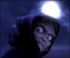 Comment s'appelle la vieille sorcière qui a kidnappé Raiponce pour l'élever comme sa propre fille ?