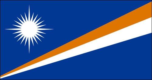 A quelle île ce drapeau appartient-il ?