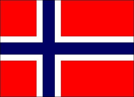 A quel pays scandinave appartient ce drapeau ?