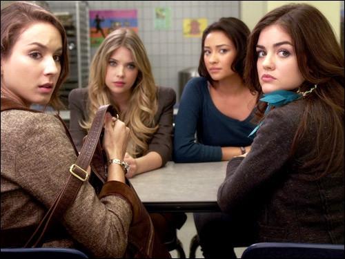De quelle fille Spencer est-elle la plus proche ?