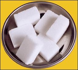 C'est du sucre... .
