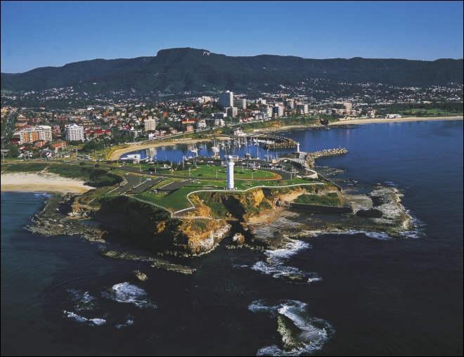 Parmi ces quatre villes, laquelle ne se situe pas sur le continent africain mais plutôt en Océanie ?