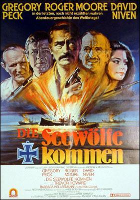 Quel est le titre français de ce film où l'on retrouve G.Peck, R.Moore et D.Niven ?