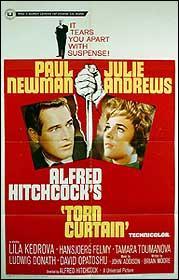 Un film  avec Paul Newman signé Hitchcock , quel est donc son titresigné Hitchcock?