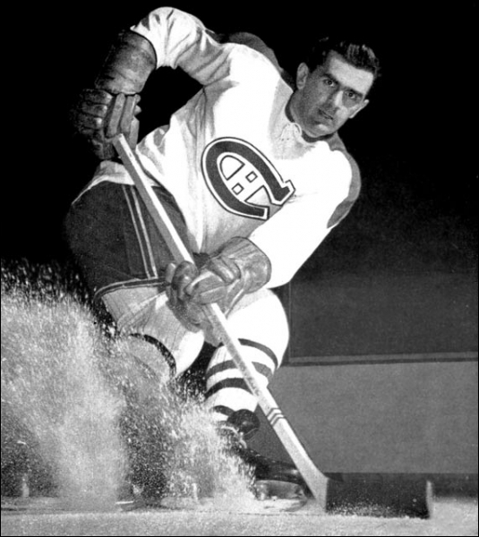 sports quel etait le surnom de maurice richard hockey