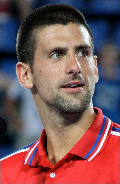 N°1 mondial : Je suis serbe et j'ai gagné trois des quatre tournois du Grand Chelem cette année. Je suis :