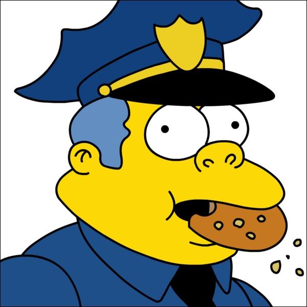 Comment le policier s'appelle-t-il ?